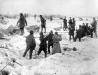 Si scavano le fondamenta di una chiusa. 10.01.1932