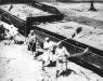 Squadra femminile ai lavori di costruzione della BAM. 1933