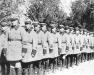 Il corpo di guardia delle Solovki. 1928. Collezione di Jurij Brodskij