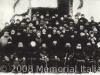 Gruppo di sacerdoti della VI compagnia (di guardia. ca. 1927. Collezione di Jurij Brodskij