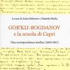 Gor'kij-Bogdanov e la scuola di Capri