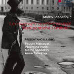 Copertina del libro Leningrado Underground